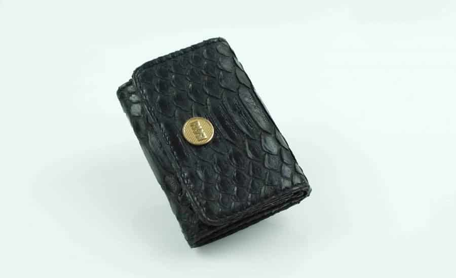 6.2 Black Mini Wallet scaled