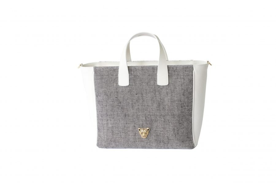 WHITE SUMMER G TOTE BAG £395.00